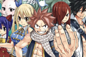 Couple Fairy Tail : mon top 10