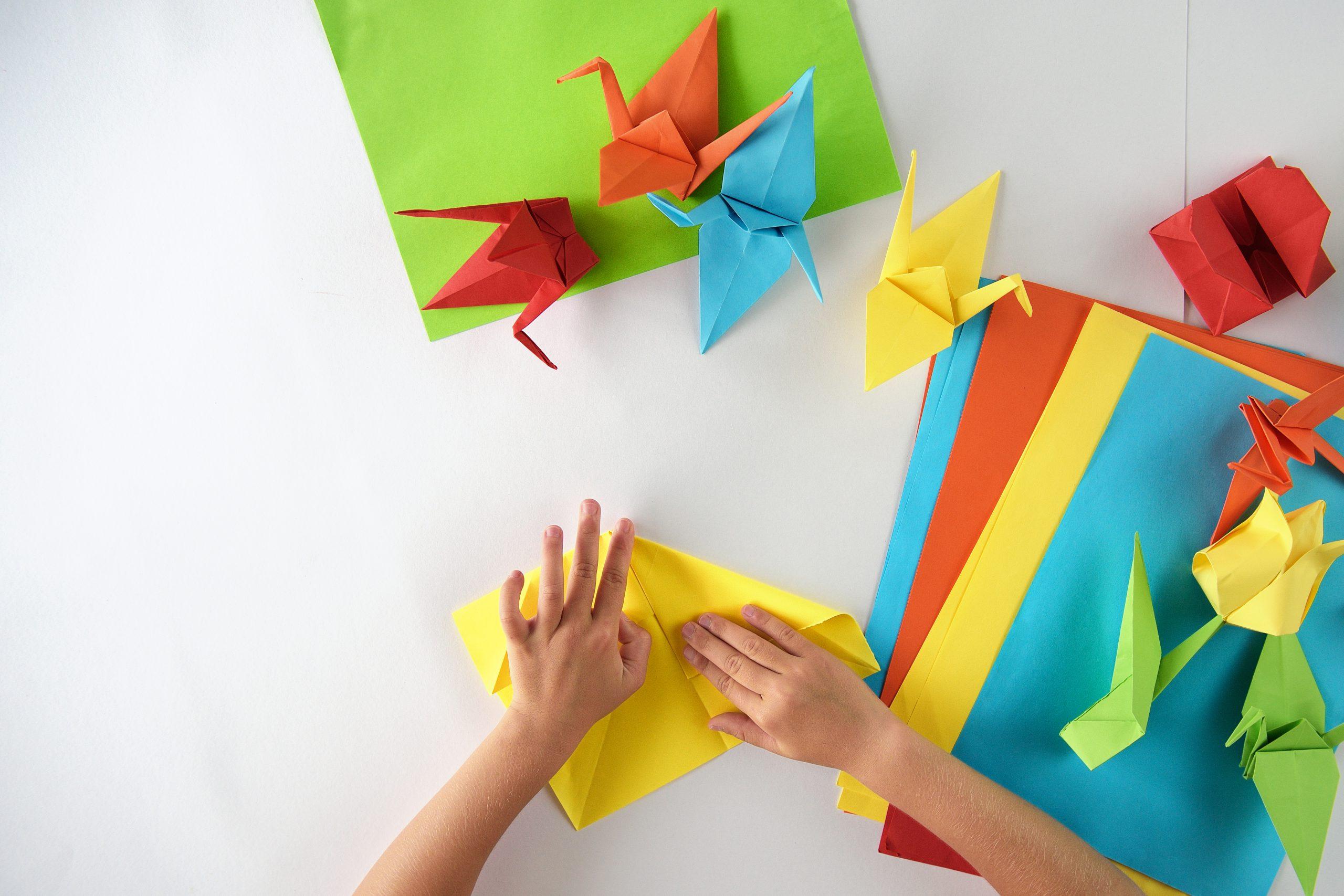 Top 15 origami facile et rapide à faire