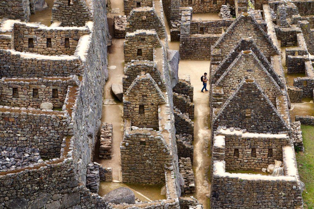 ruines machu picchu