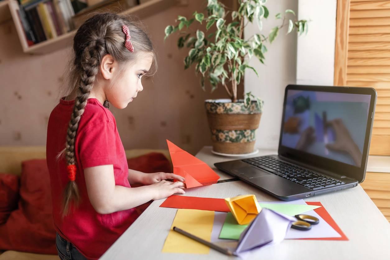 origamis, loisirs créatifs enfant