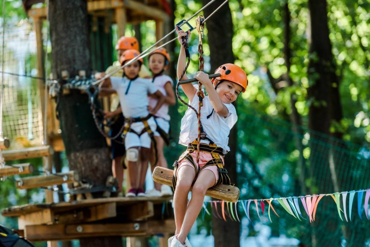 Covid-19 : l'essor des activités de loisir en plein air