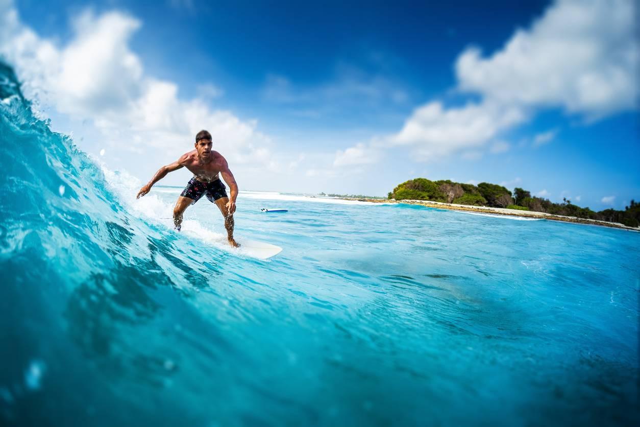 softboard planche de surf en mousse
